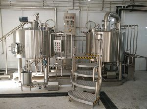 10 BBL Brewhouse Australia