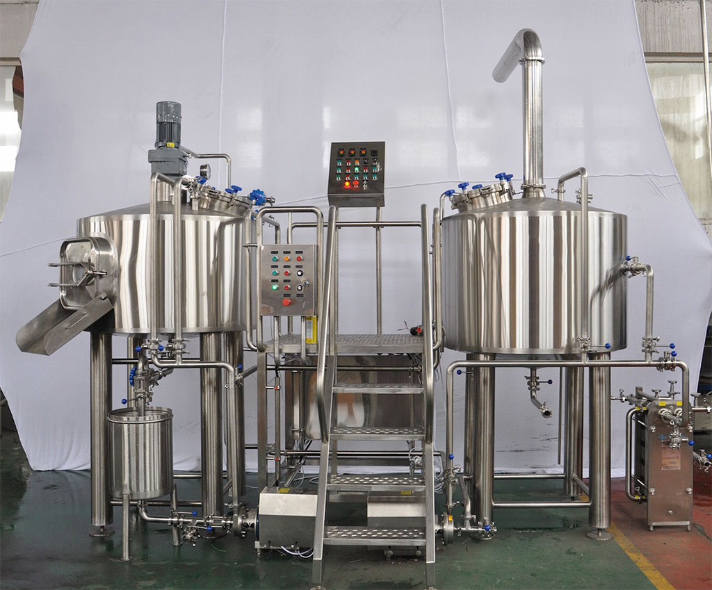 Brewhouses Fermentation Vessels Fv Yeast Propagators