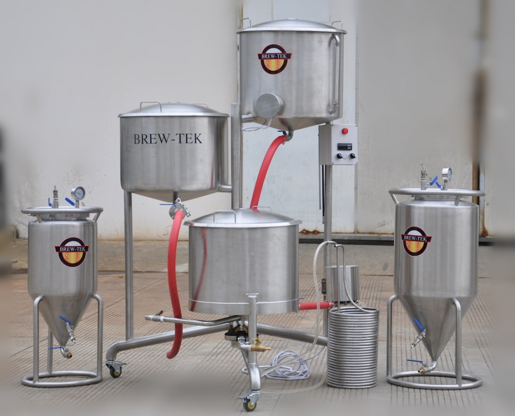 Brewfresh Nanobrewery Brew Tek Australia