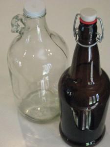Brew-Tek Beer Growlers