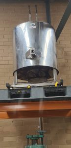 180L Heated Stainless Steel Tank FOR SALE Used / Second-hand