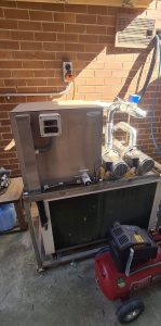 5kW Glycol / Water chiller seocond-hand / used FOR SALE
