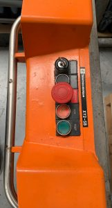Zalking TM3 Single Head Capper used / second-hand FOR SALE controls