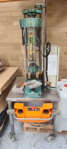 Zalking TM3 Single Head Capper used / second-hand FOR SALE