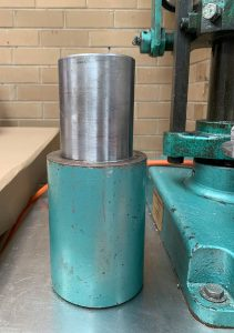 Zalking TM3 Single Head Capper used / second-hand FOR SALE spacer